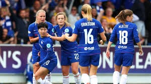 Chelsea Women set a new Barclays Women's Super League record for the most consecutive home wins