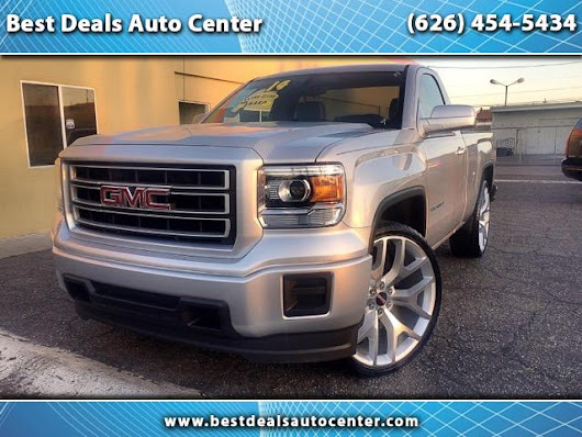 Used 2014 GMC Sierra 1500 for Sale in El Monte CA 91733 Best Deals Auto Center