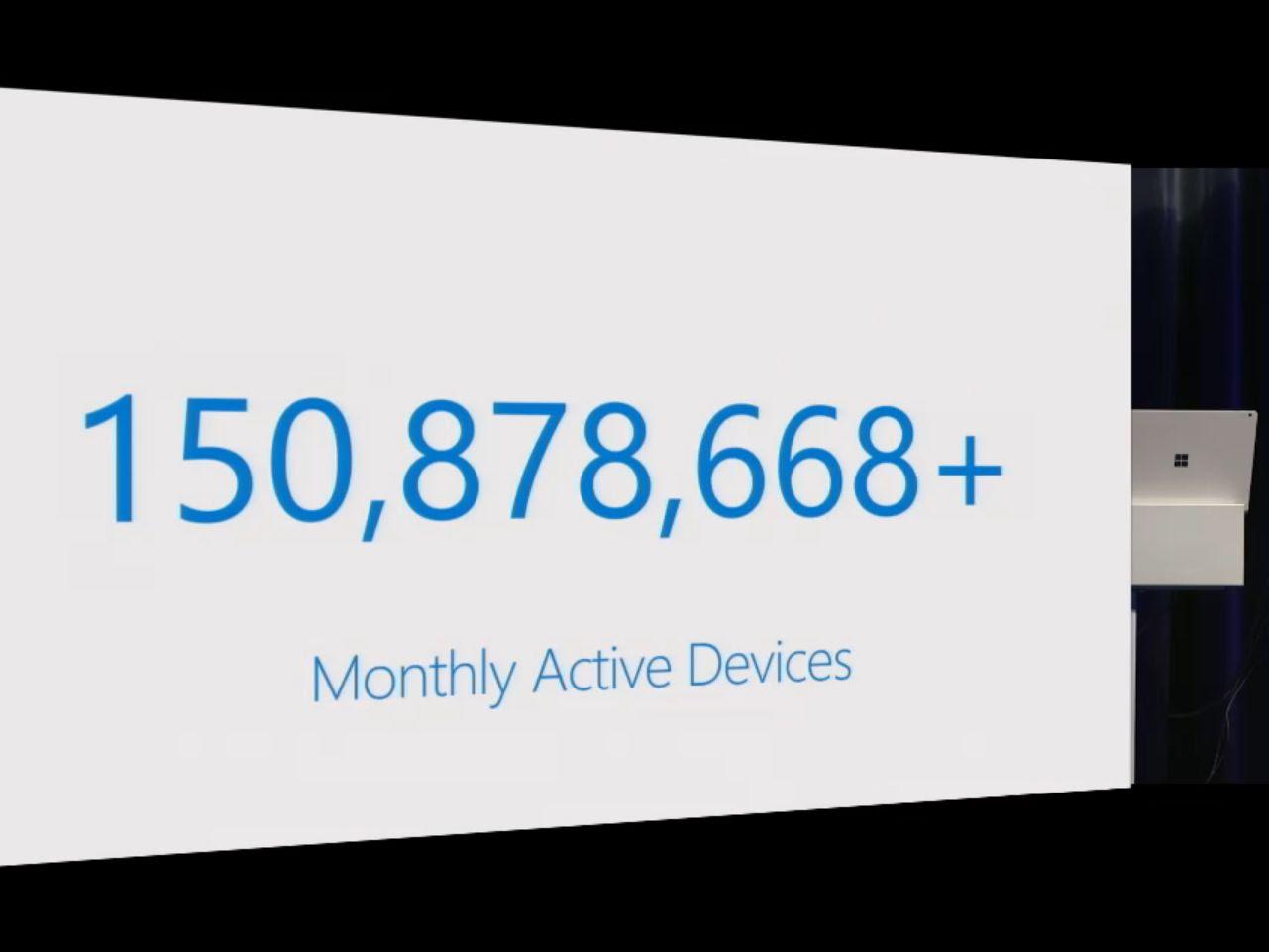Microsoft Edge stats