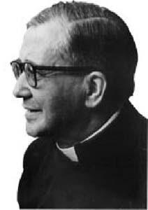 Image of St. Josemaria Escriva de Balaguer
