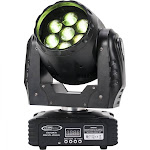 Eliminator Lighting Stealth Wash Zoom Moving Head Light