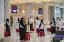 Pilgrims arrive in Mecca for downsized hajj amid pandemic