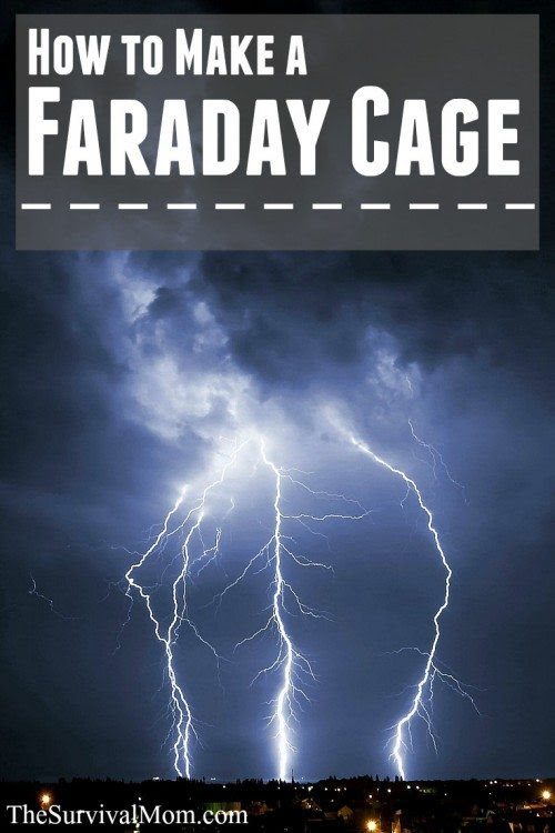 Prepper Skill of the Month: Make a Faraday cage