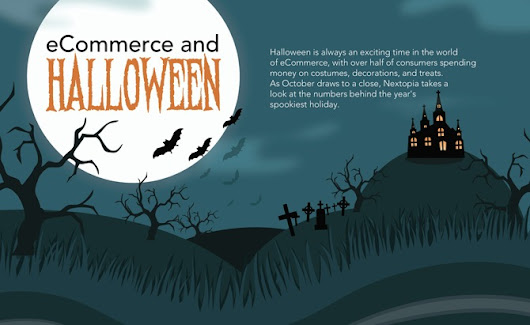 #Halloween E-Commerce: How Much Do People Spend to Celebrate October 31st? [INFOGRAPHIC]