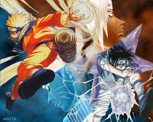 Unduh 5200 Koleksi Wallpaper Naruto Vs Sasuke Gambar Gratis Terbaru