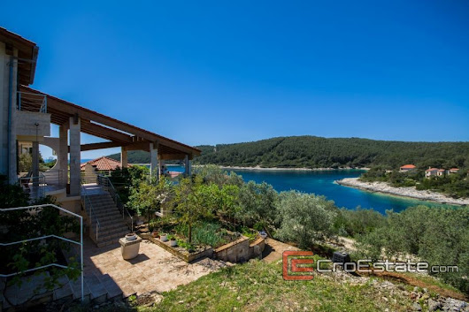 Croatia,Korcula - Charming house with panoramic sea views, for sale