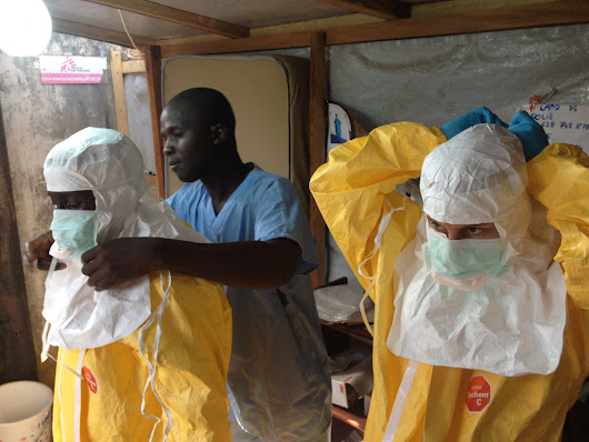 Ebola: We're running out of time
