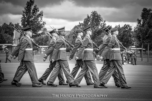 Army Foundation Passing Out Parade 2014 | Military, Events | Tim Hardy Photography