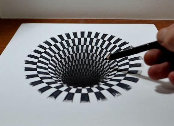 吸い込まれそうな3dブラックホールの描き方 ジャポンタ