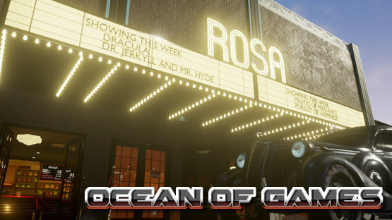 The Cinema Rosa Free Download gamingworldzone