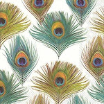 Posh peacock lunch paper napkins 20ct. | Party Source