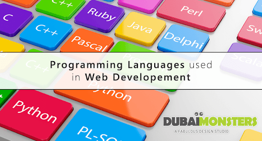 Top 5 Web Development Languages Every Web Developer Needs to Know