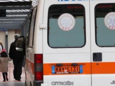 Εκλεψε και τράκαρε ασθενοφόρο του Κ.Υ. Σκιάθου