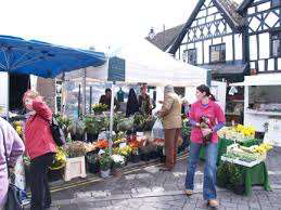 Leominster Market- Corn Square