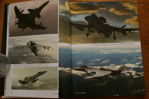 Ace Combat Master File - ASF-X SHINDEN II - 9