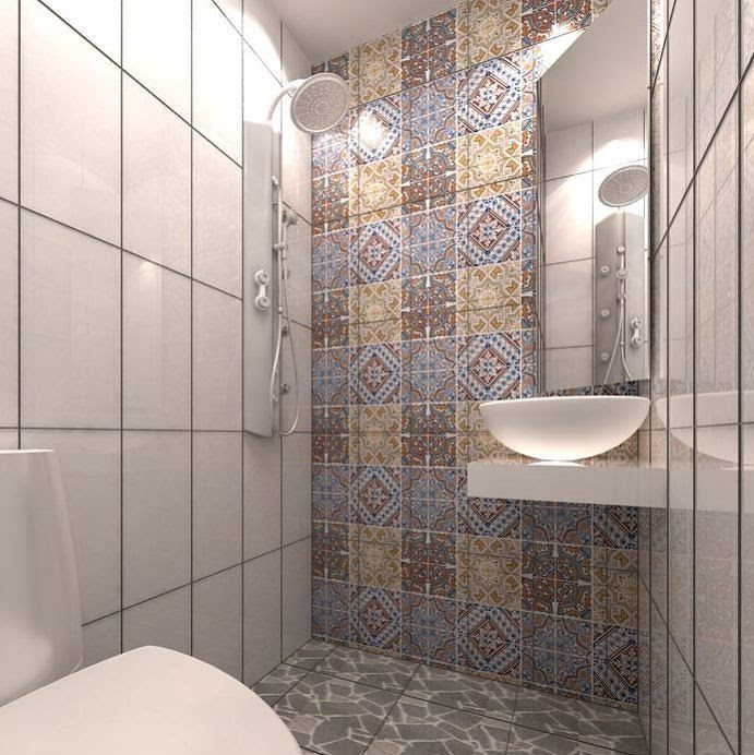 82 Foto Desain Keramik Toilet Paling Bagus