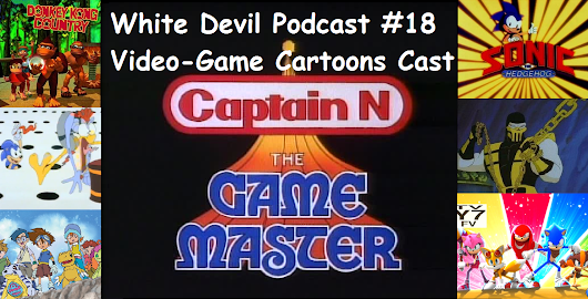 WDP18 - Video-Game Cartoons Cast is online!