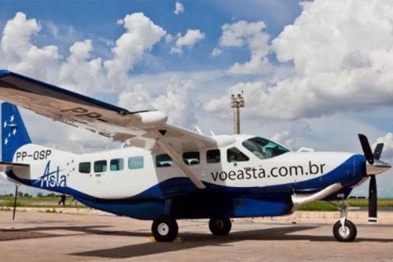 Asta inaugura hoje (13) linha aérea que atenderá Barra do Garças, Água Boa e Canarana