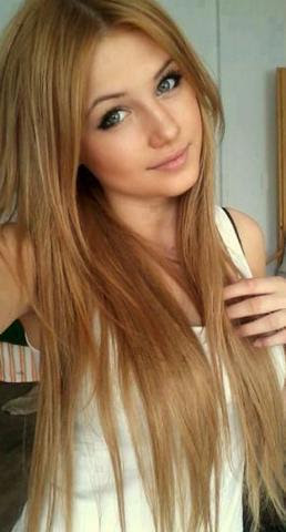 Ombre Hair Bei Straßenköterblond Haare Aussehen Färben
