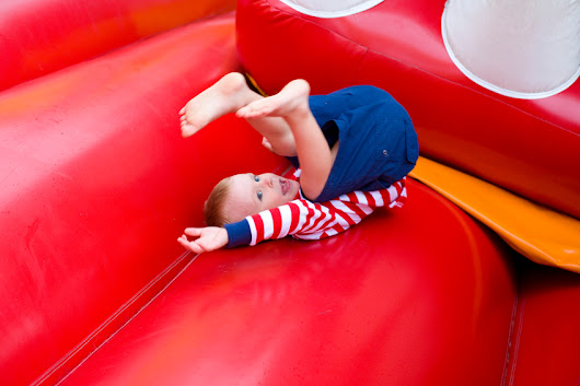Heat Illness: A Potential Bounce House Risk