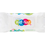 Wet-Nap - Cleaning wipes - moisturizer - 110 sheets