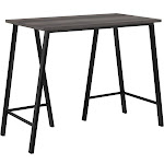 Monroe Desk, Medium Brown