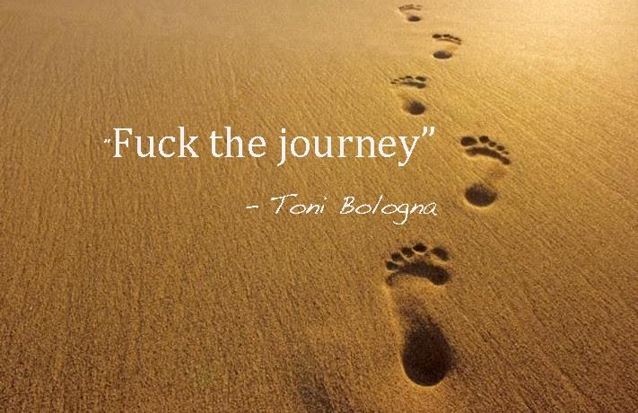 The Heartbreak Of Failure Toni Bologna