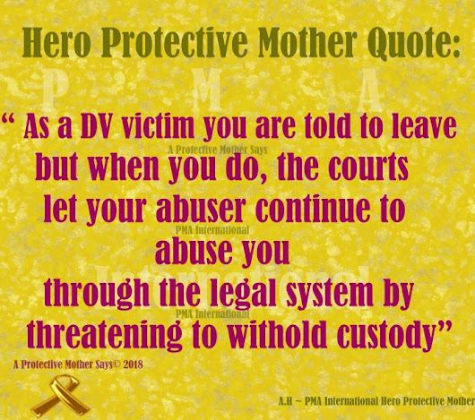 A Protective Mother Says/ Hero Protective Mother Quotes