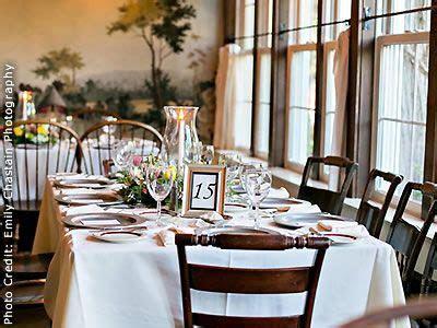 Mount Vernon Inn Restaurant DC Wedding Venues Wedding