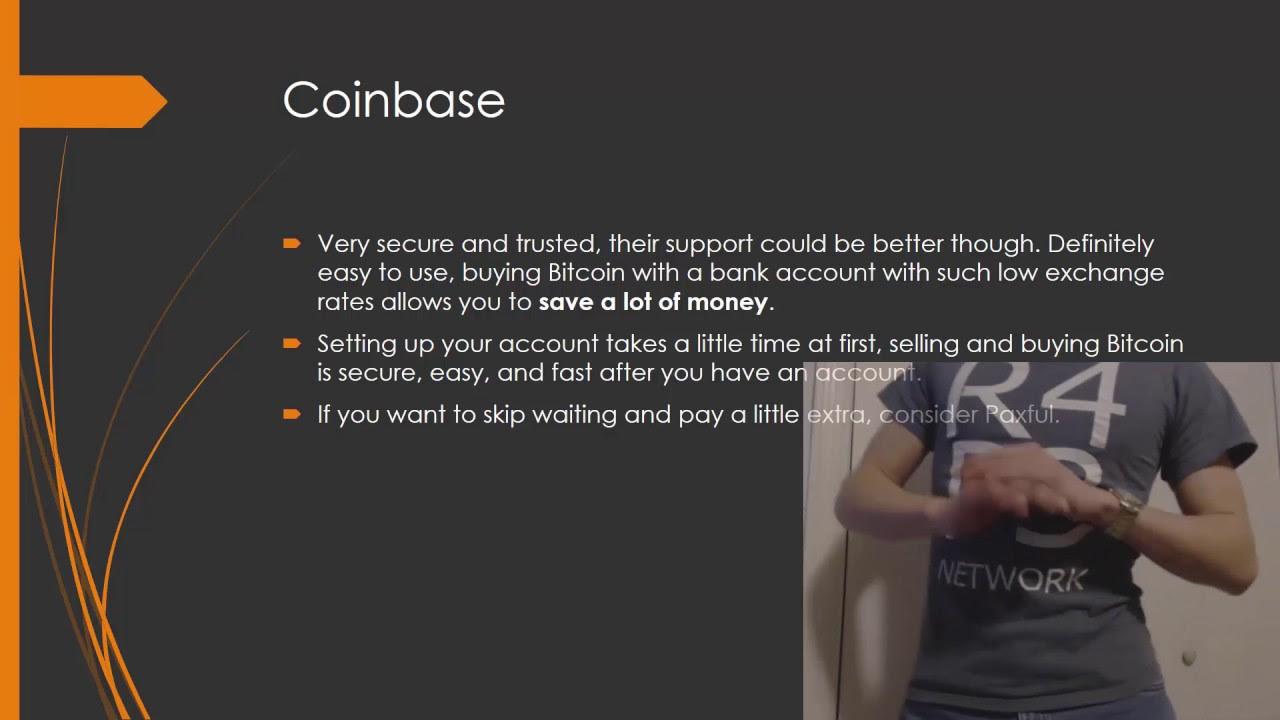 bitcoin exchange or wallet