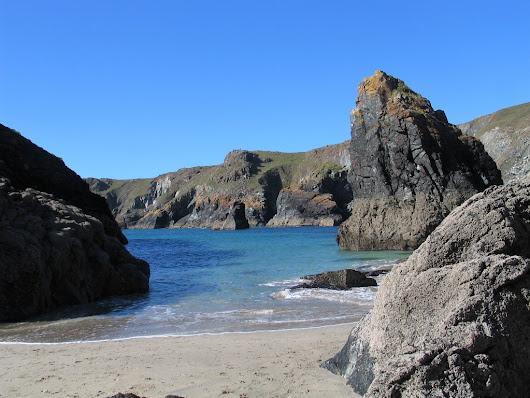 The haunting beauty of Kynance Cove