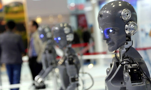 Robot revolution: rise of 'thinking' machines could exacerbate inequality | Technology | The Guardian