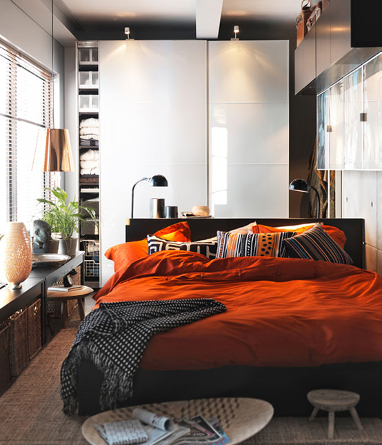 Design Ideas For Small Spaces Apartment Therapy