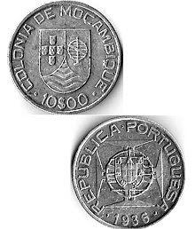 Escudo Moçambique