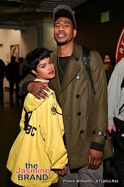 Teyana Taylor Had A 3 Way w/ Husband Iman Shumpert: When ...