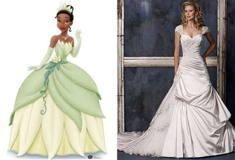 My Disney/Princess and the Frog themed wedding details