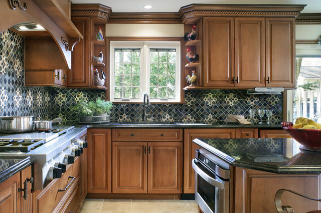 Highlands Kitchen - Sink, Microwave & Under Cabinet TV ...