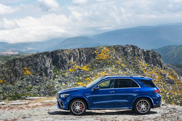 First Look - 2021 Mercedes-AMG GLE 63 S