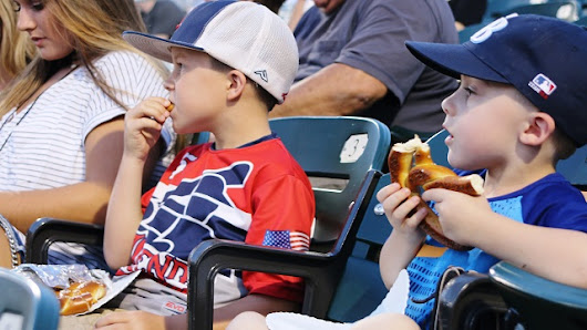 Birmingham Barons fans go nuts over Peanut-Free Night - Alabama NewsCenter