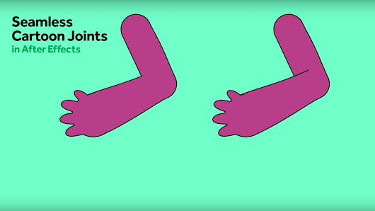 Tutorial: After Effects: Create Seamless Cartoon Joints