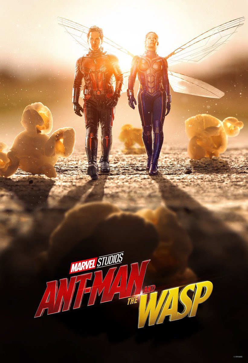 Extra Large Movie Poster Image for Ant-Man and the Wasp (#13 of 18)