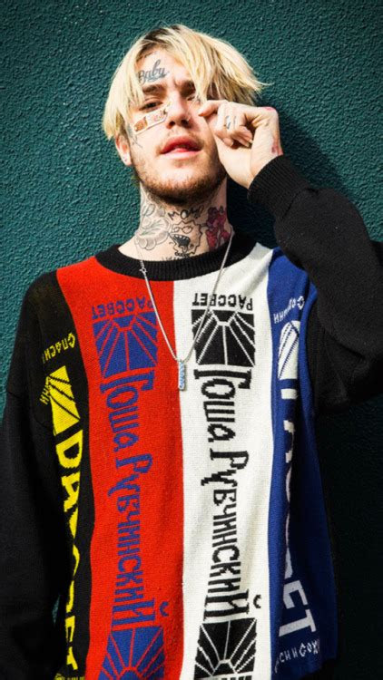 lil peep lockscreens tumblr