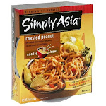 Simply Asia 22392 Roasted Peanut Noodle Bowl
