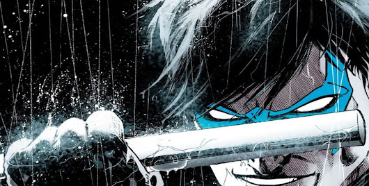 Nightwing Vol. 1: Better than Batman (Rebirth) Review | Gotham Archives