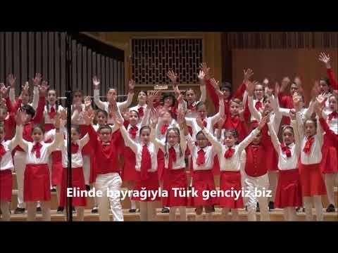 Türk Genciyiz Biz Marşı Sözleri