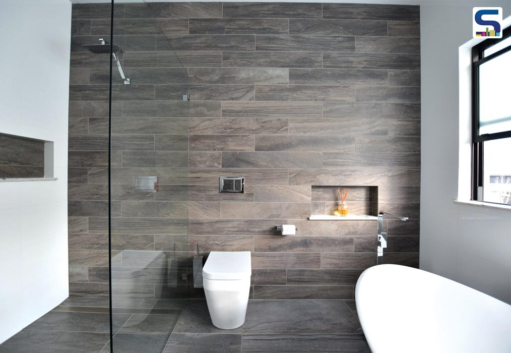 12 Shades Of Bathroom Trends