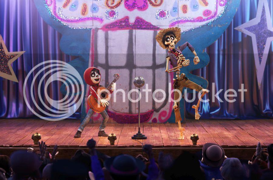 Disney Coco 3D