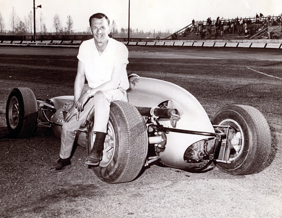 Billy Foster Race Car Driver