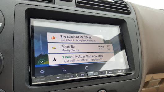 Mazda is gearing up to add Android Auto (and CarPlay) to its vehicle lineup