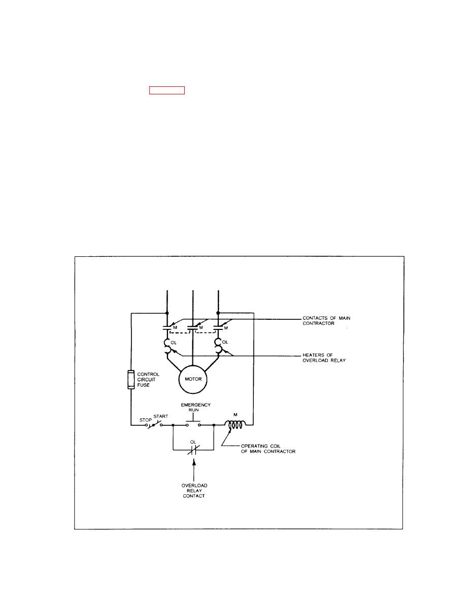 Motor Overload Relay Wiring Diagram